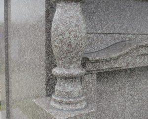 御影石お墓に沖縄専用コーティング剤【沖縄コート】