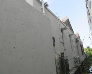塩害・経年劣化に強いコンクリート打ちっぱなしの表面被覆